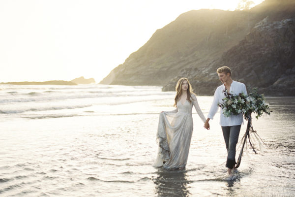 Oregon Coast Elopement Inspiration
