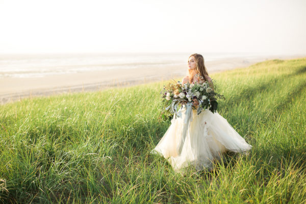 Oregon Beach Elopement Inspiration