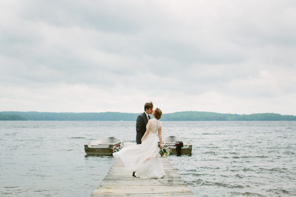 Muskoka Resort Wedding | Ayla and Brian