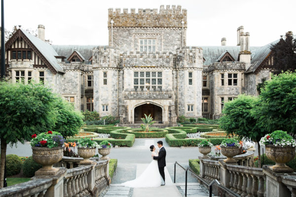 Hatley Castle Victoria BC Wedding | Ashley and Kevin