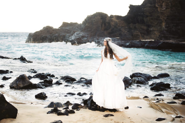 Oahu Bridal Session Inspiration