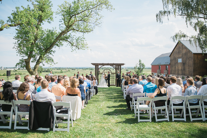 Earth To Table Farm Wedding In Flamborough Ontario
